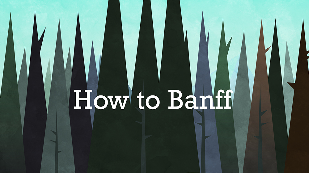 How to Banff Storyboard